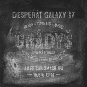Desperát Galaxy No.7